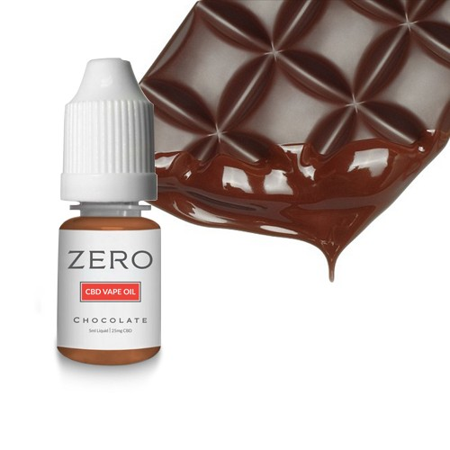ZERO Chocolate CBD Vape